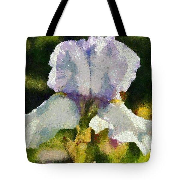 Spring Flowers Tote Bag by George Atsametakis
