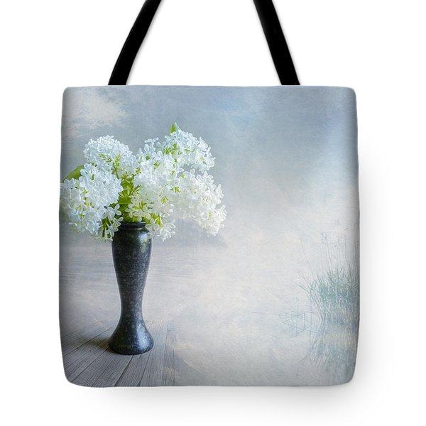 Spring Flowers Tote Bag by Veikko Suikkanen
