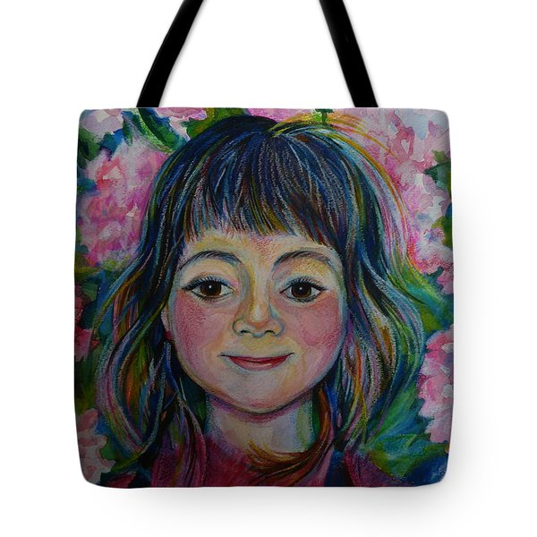 Spring Girls. Part One Tote Bag by Anna  Duyunova