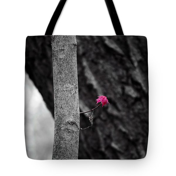 Spring Growth Tote Bag by Steven Ralser
