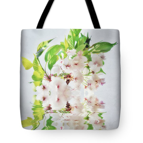 Spring Inspiration Tote Bag by Angela Doelling AD DESIGN Photo and PhotoArt