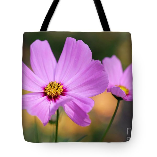 Spring Is Here Tote Bag by Sabrina L Ryan