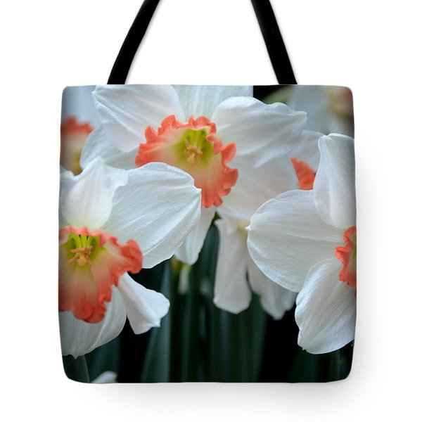 Spring Jonquils Tote Bag by Kathleen Struckle
