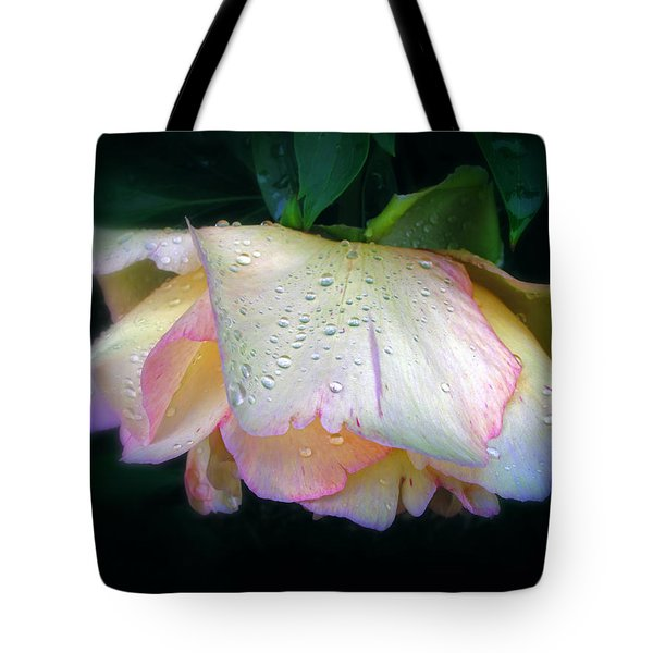 Spring Pearl Tote Bag by Jessica Jenney