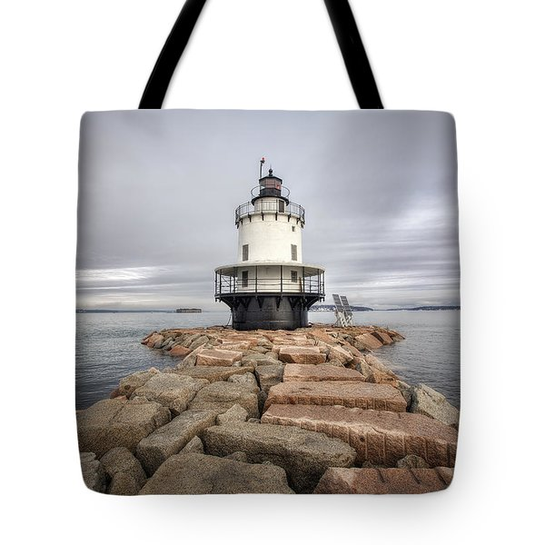 Spring Point Ledge Tote Bag by Eric Gendron