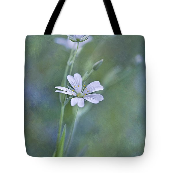 Spring Romance Tote Bag by Maria Ismanah Schulze-Vorberg