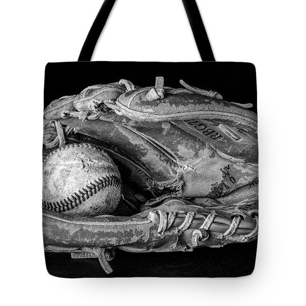 Spring Training Tote Bag by Jeff Burton