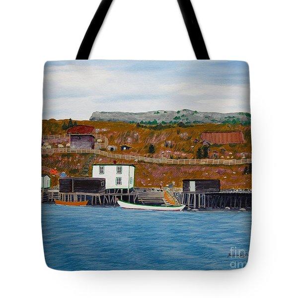 Springtime Long Ago  Tote Bag by Barbara Griffin