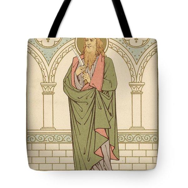 St Bartholomew Tote Bag by English School