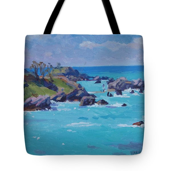 St Catherines Tote Bag by Dianne Panarelli Miller