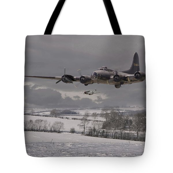 St Crispins Day Tote Bag by Pat Speirs
