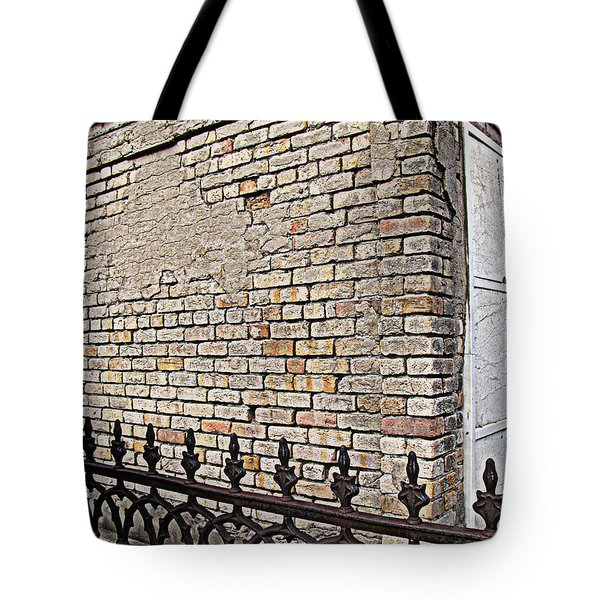 St Louis Cemetery No. 1 Tote Bag by Beth Vincent