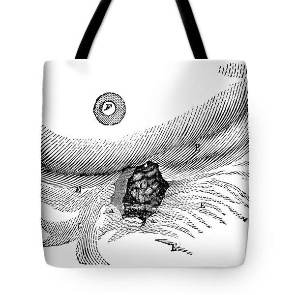 St. Martins Fistula Tote Bag by Granger