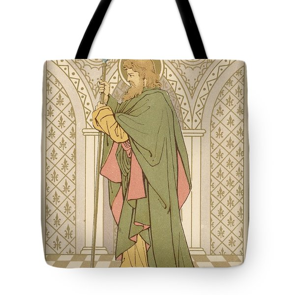 St Matthias Tote Bag by English School