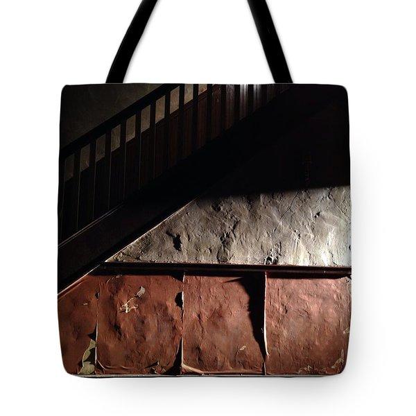 Stairwell Tote Bag by H James Hoff