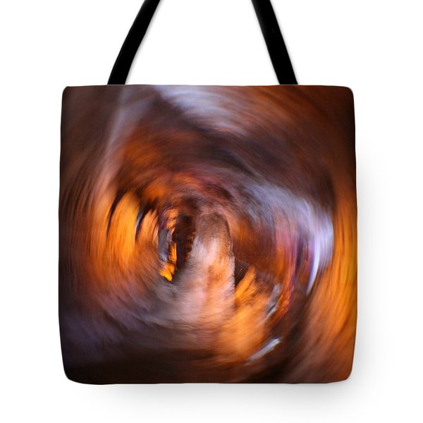 Stalactite Cave Tote Bag by Michael Braham