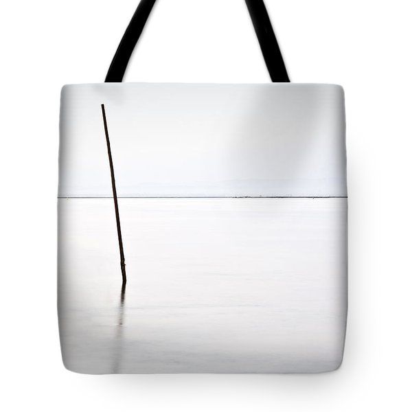 Standing Alone Tote Bag by Jorge Maia