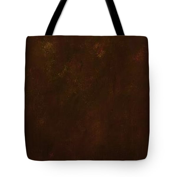 Standing By Two Rivers Tote Bag by Frances Marino
