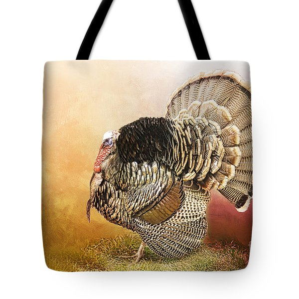 Standing Proud Tote Bag by Betty LaRue