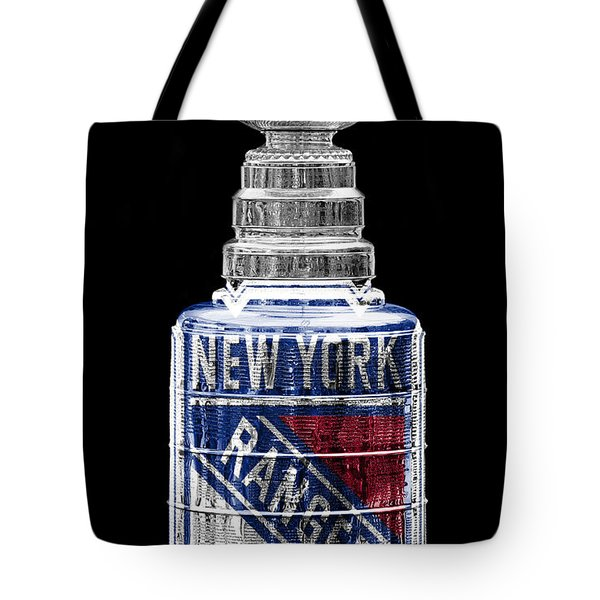 Stanley Cup 4 Tote Bag by Andrew Fare