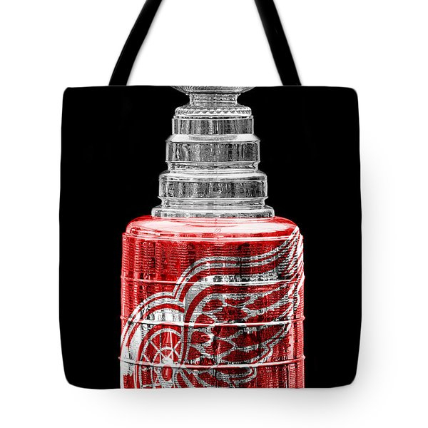 Stanley Cup 5 Tote Bag by Andrew Fare
