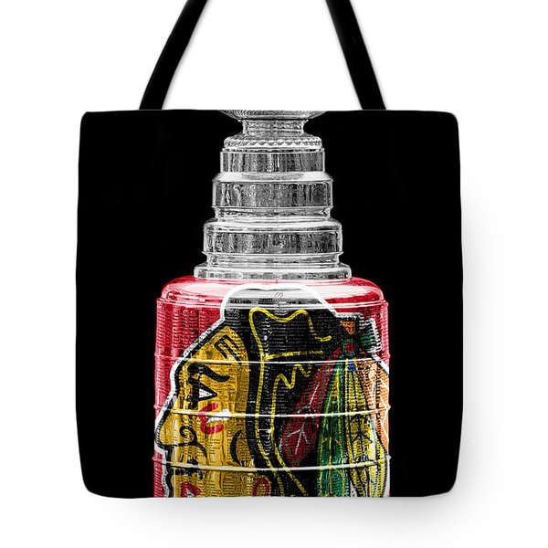 Stanley Cup 6 Tote Bag by Andrew Fare
