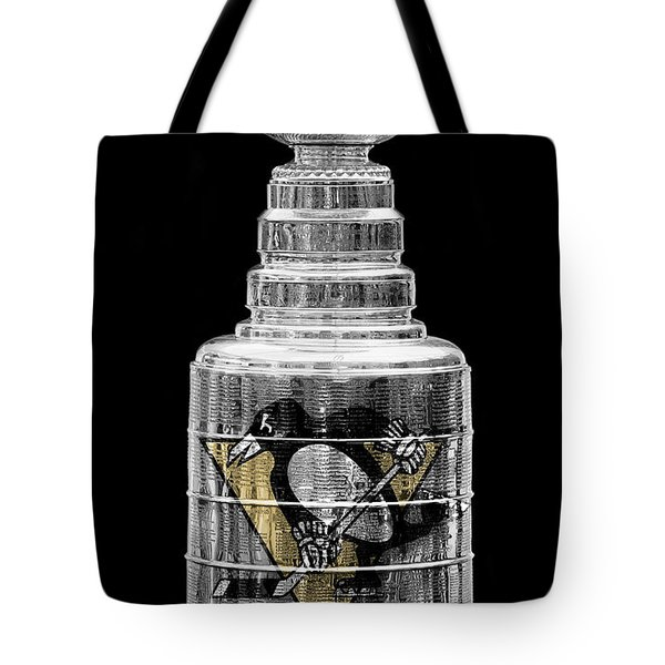 Stanley Cup 8 Tote Bag by Andrew Fare