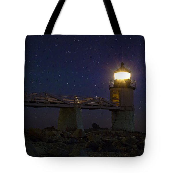 Star Light Tote Bag by John Greim