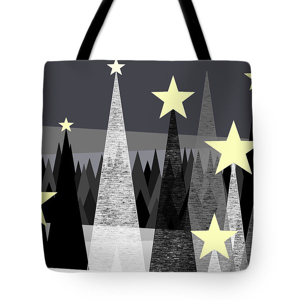 Star Light - Star Bright Tote Bag by Val Arie