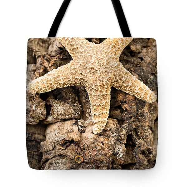 Starfish Tote Bag by Edward Fielding