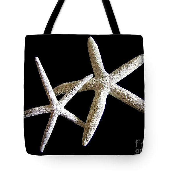 Starfish Tango Tote Bag by Mary Deal