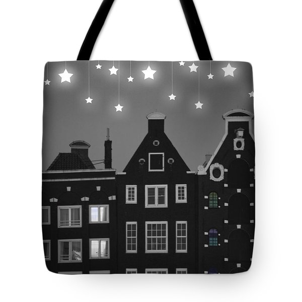 Starry Night Tote Bag by Juli Scalzi