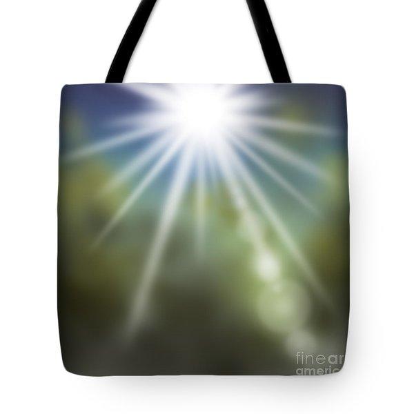 startosphere Tote Bag by ATIKETTA SANGASAENG