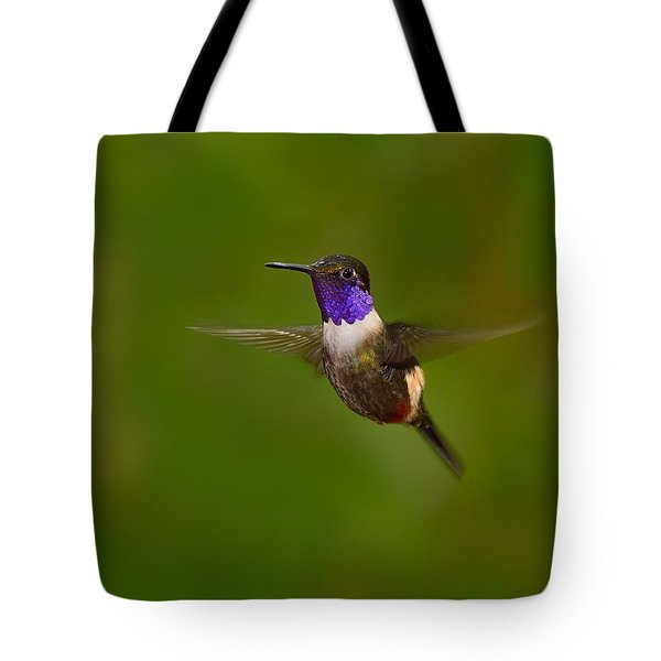 Stationary Tote Bag by Tony Beck