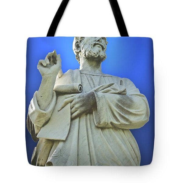 Statue 03 Tote Bag by Thomas Woolworth