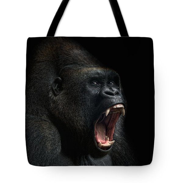 Stay Away Tote Bag by Joachim G Pinkawa