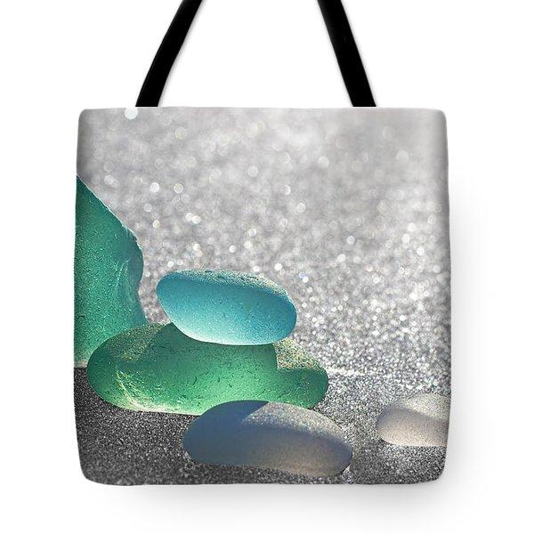Stay Close Tote Bag by Barbara McMahon