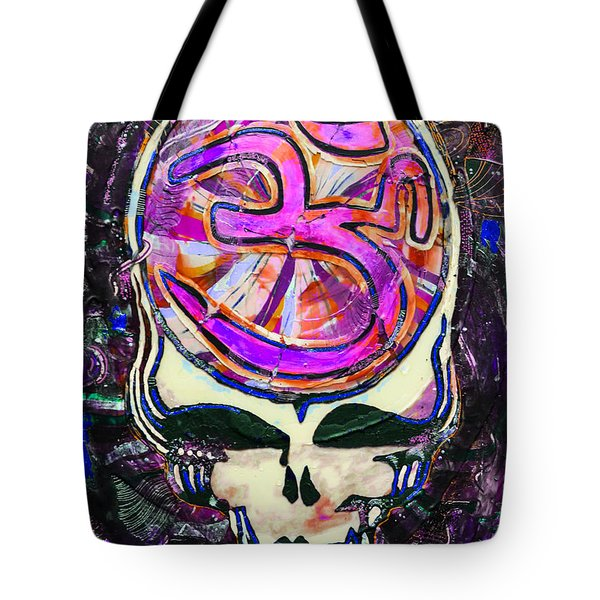 Steal Your Search For The Sound TWO Tote Bag by Kevin J Cooper Artwork