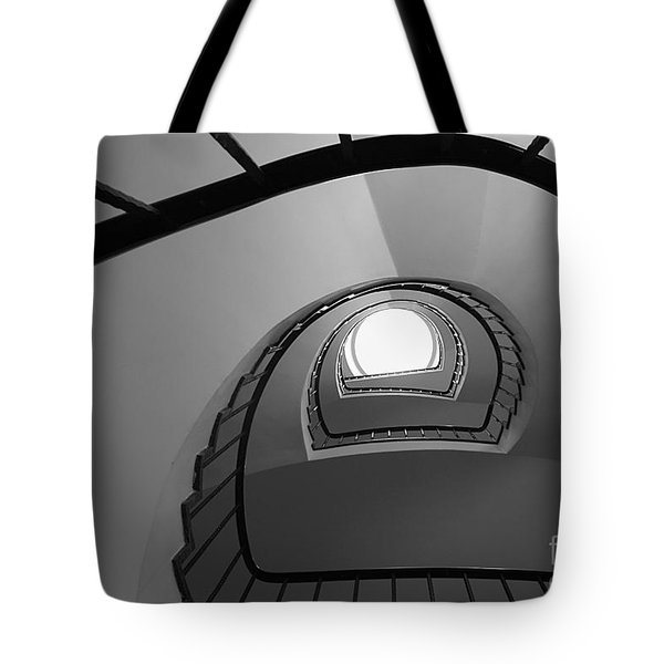 Steppin Up  Tote Bag by Hannes Cmarits