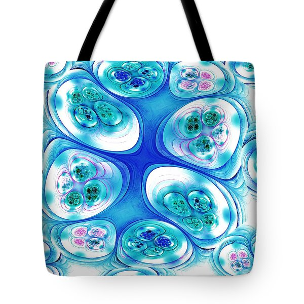 Stepping Stones Tote Bag by Anastasiya Malakhova