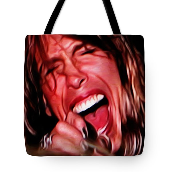 Steven Tote Bag by Cheryl Young