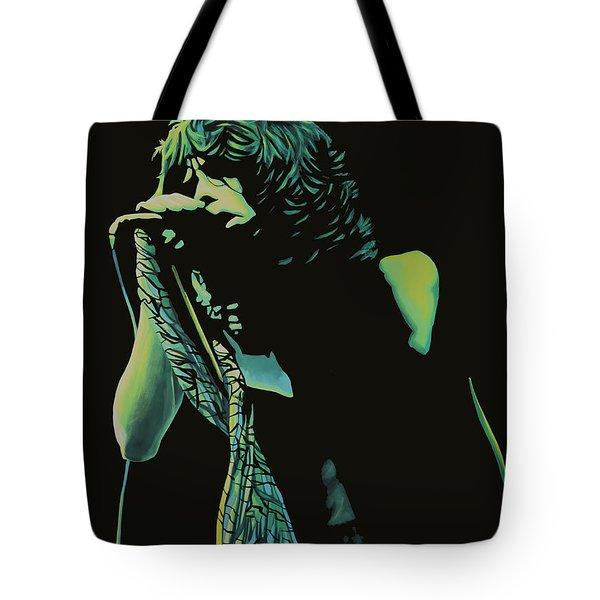 Steven Tyler 2 Tote Bag by Paul Meijering