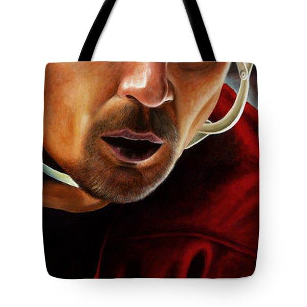 Stevie Y Tote Bag by Marlon Huynh