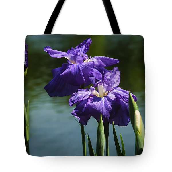 Still Beautiful Tote Bag by Penny Lisowski
