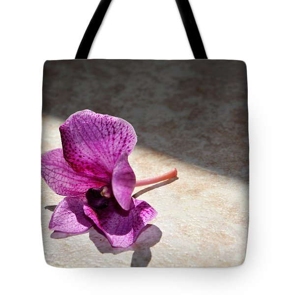 Still Beautiful Tote Bag by Ramona Matei