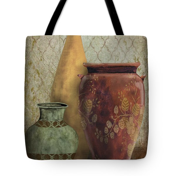 Still Life-g Tote Bag by Jean Plout