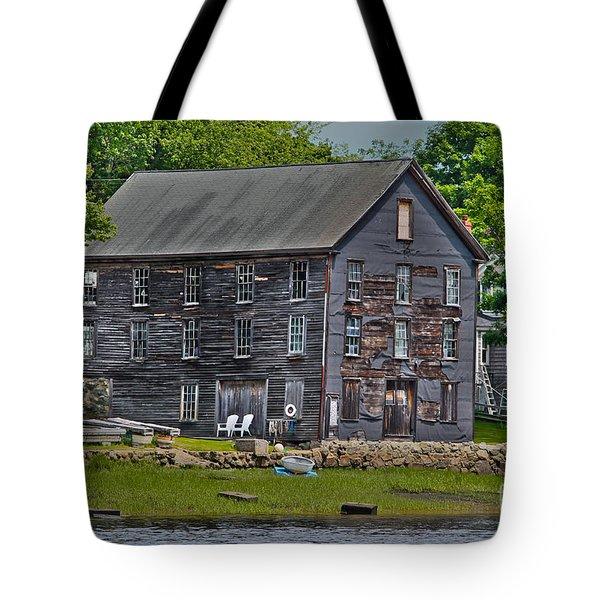 Still standing 1 Tote Bag by Claudia Mottram