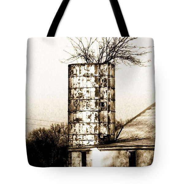 Still Supporting Life Tote Bag by Marcia Lee Jones