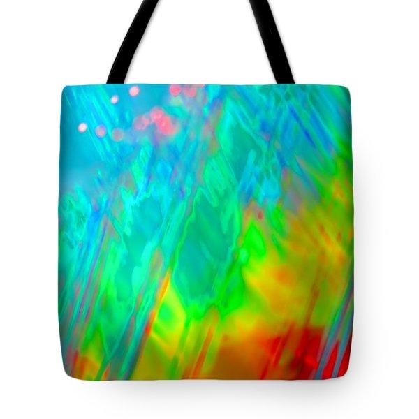Stir It Up Tote Bag by Dazzle Zazz