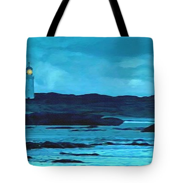 Storm's Brewing Tote Bag by SophiaArt Gallery